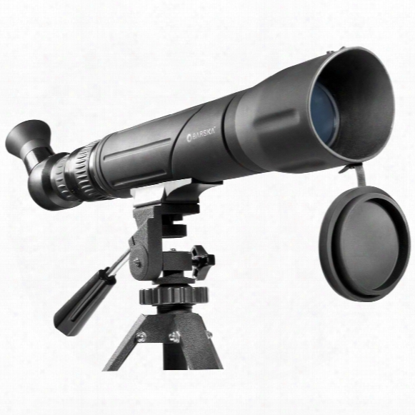 Barska 20-60x60mm Spotter Sv Spotting Scope With Soft-sided Case