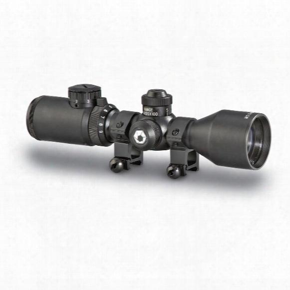 Barska 3-9x42mm Illuminated Reticle Ar-15/m16 Scope