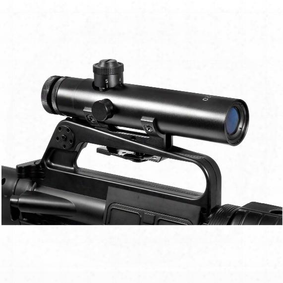 Barska 4x20 Mm M16 Electro Sight Scope, Matte Black