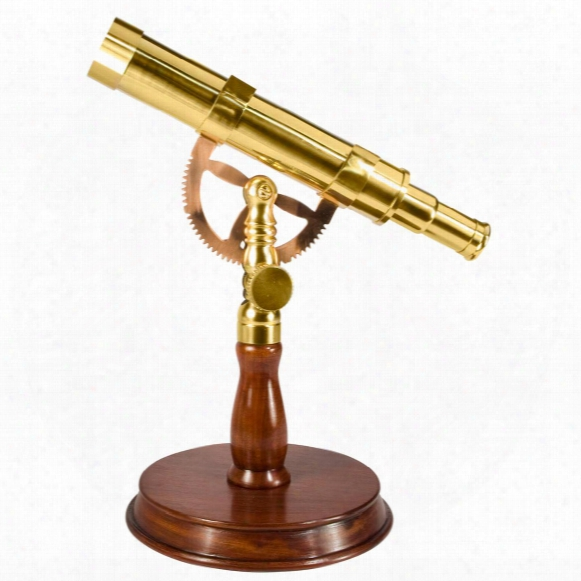 Barska 6x30mm Anchormaster Spyscope With Desktop Pedestal