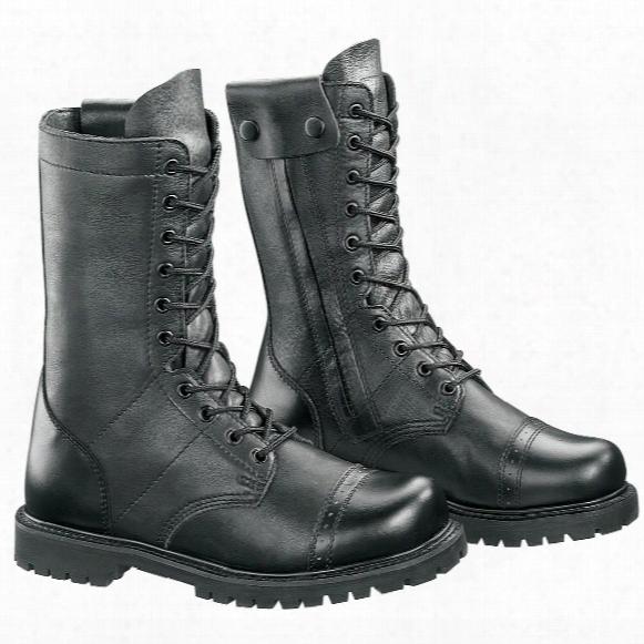 """Bates Men's 11"""" Paratrooper Side-zip Boots"""
