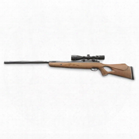 Benjamin Trail Nitro Piston Xl725 Break Barrel Air Rifle, .25 Caliber Pellets, 3-9x40mm Scope