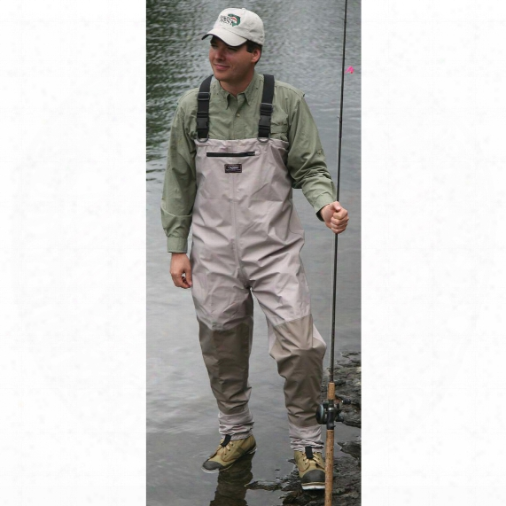 Caddis® Deluxe Breathable Chest Waders, Regular