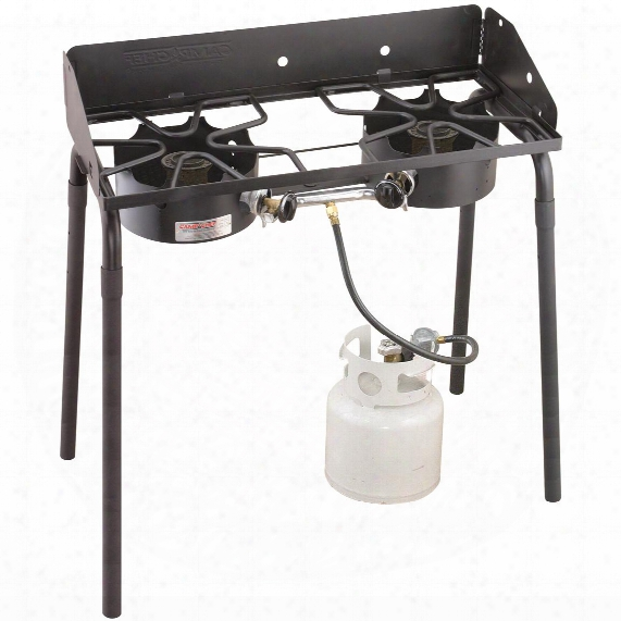 Camp Chef® Utdoorsman High - Pressure 2 - Burner Stove