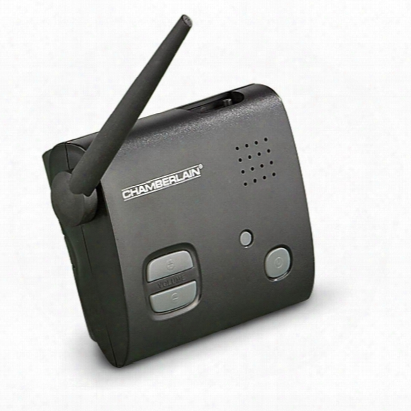 Chamberlain Wireless Motion Alert System, Model Cwa2000