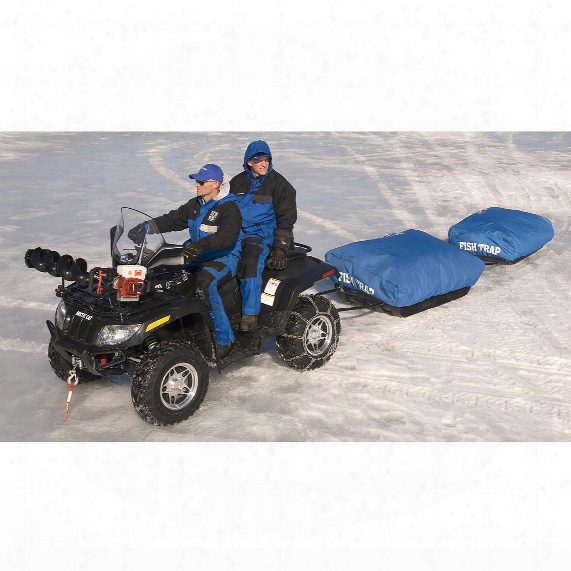 Clam Fish Trap Guide / Nanook / Kenai Ice Foshing Shelter Travel Cover