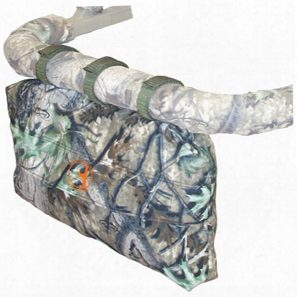 Cottonwood Outdoors® Weathershield Front Accessory Bag