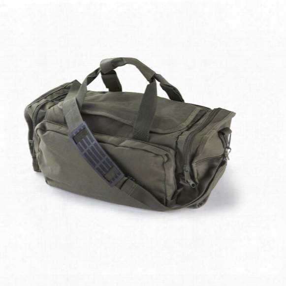 Elite First Aid M39 Medic First Aid Bag, 230 Pieces