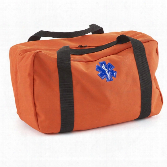 Elite First Aid Master Camping First Aid Bag, 230 Piece