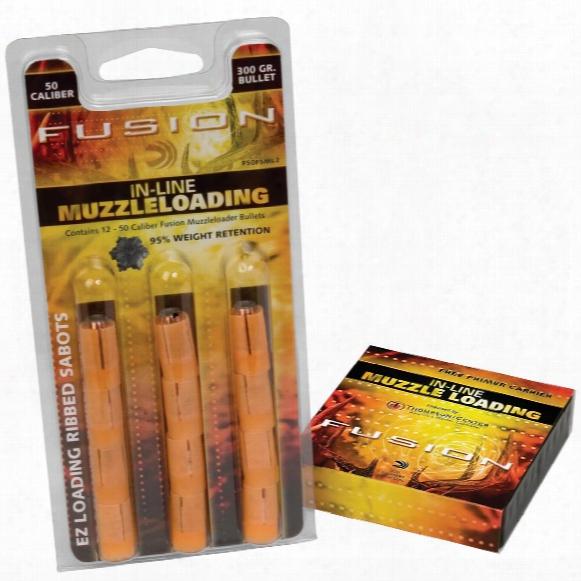 Federal Fusion® 240 Grain Sabot Slug, 12 Rounds