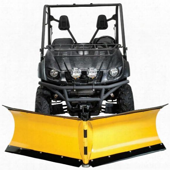 "Fuse Powersports 72"" Hydraulic V-plow System"