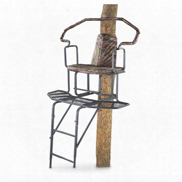 Guide Gear 2-man 16' Wrap-a-round Ladder Tree Stand
