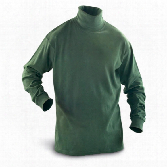 Guide Gear Men's Turtleneck Long-sleeve Shirt