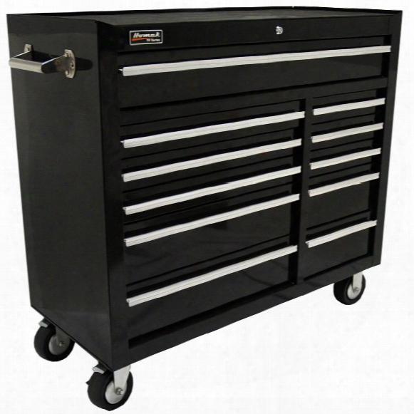 "Homak Se Series 41"" 11-drawer Rolling Cabinet"