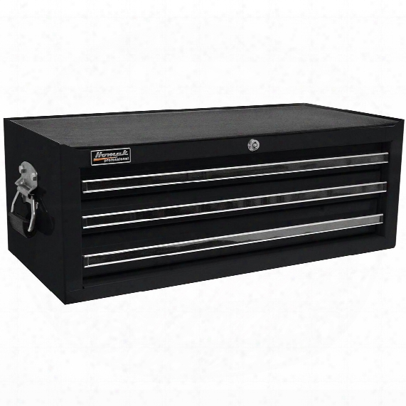 "Homak® Professional 27"" 3 - Drawer Middle Tool Chest"