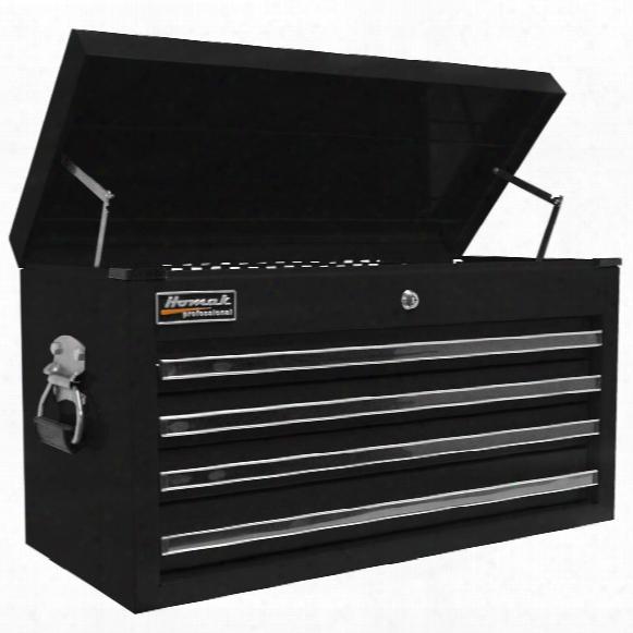 "Homak® Professional 27"" 4 - Drawer Upper Tool Chest"