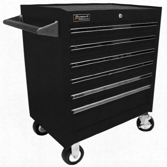 "Homak® Professional 27"" 6 - Drawer Rolling Cabinet"