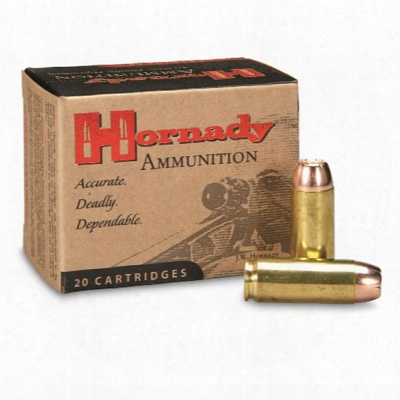 Hornady Pistol, .50 Ae, Xtp / Hp, 300 Grain, 20 Rounds