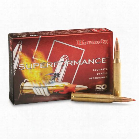 Hornady Superformance, .270 Winchester, Sst, 130 Grain, 20 Rounds