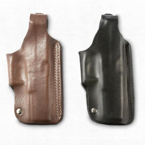Leather 4-position Holster, Glock 17/19/22/23, Right Hand