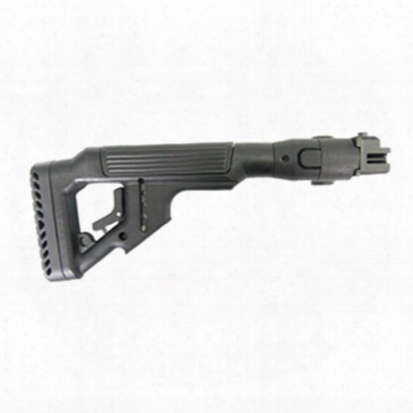 Mako® Uas-akp Tactical Folding Buttstock For Ak-47