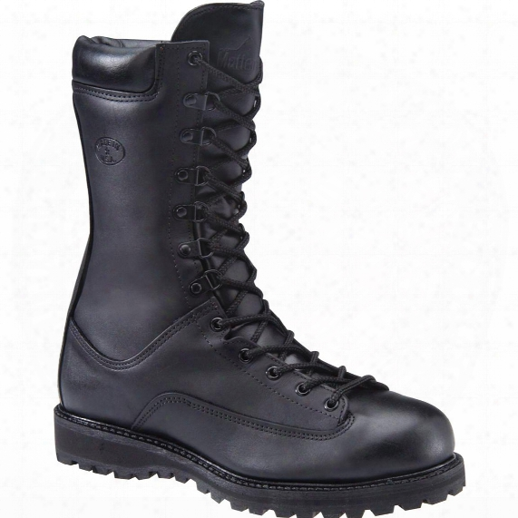 "Matterhorn Men's 10"" Water Resistant Insulated Combat Boots"