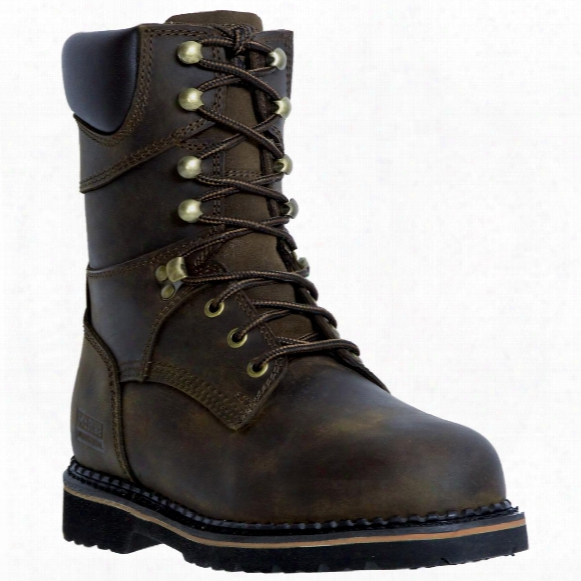 "Mcrae Industrial Men's 8"" Lace-up Boots"