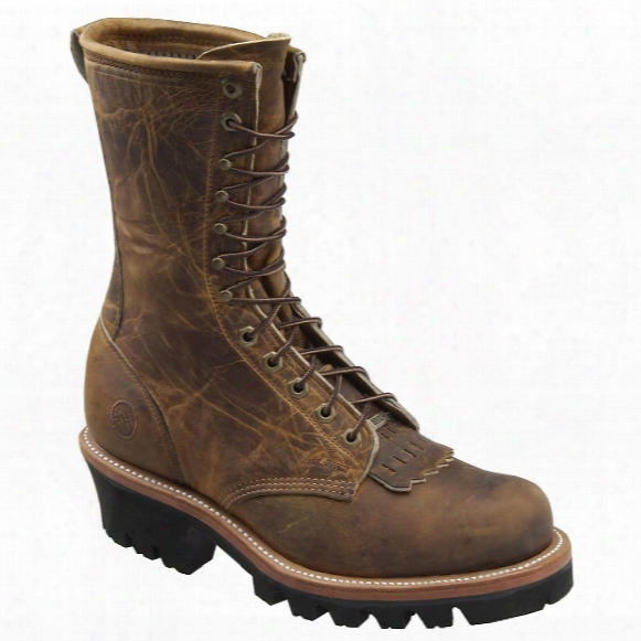 "Men's 9"" Double - H® Logger Boots"