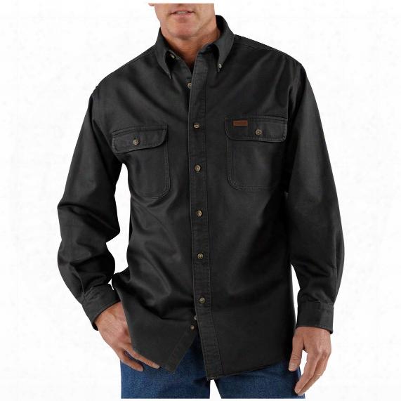Men's Carhartt® Sandstone Twill Shirt