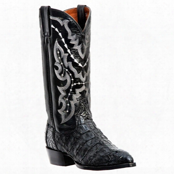 "Men's Dan Post® 13"" Genuine Caiman Boots"