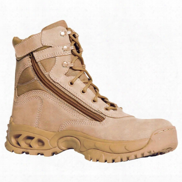 Men's Ridge® Desert Storm Quarterboots With Zipper, Sand