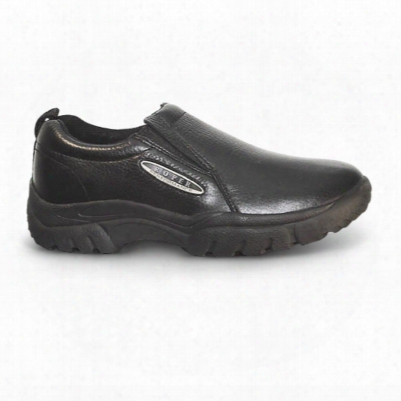 Men's Roper® Leather Slip-on Shoes