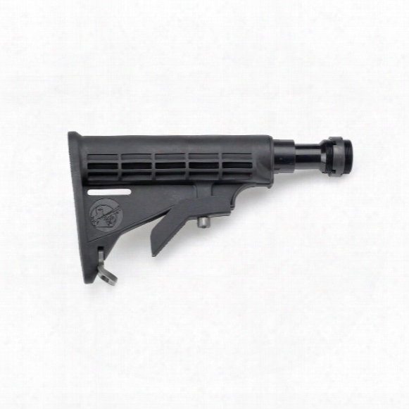 Mesa Tactical® Itt Enidine Hydraulic Buffer With M4 Sopmod Stock Assembly