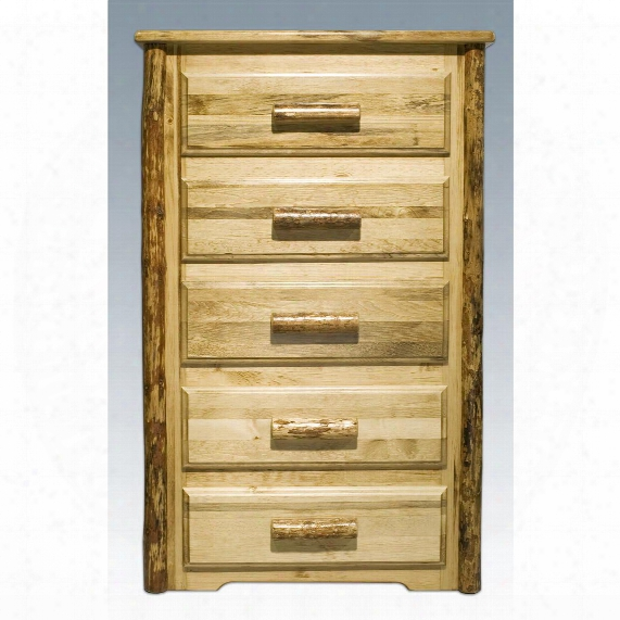 Montana Woodworks® Glacier Country 5 - Drawer Chest