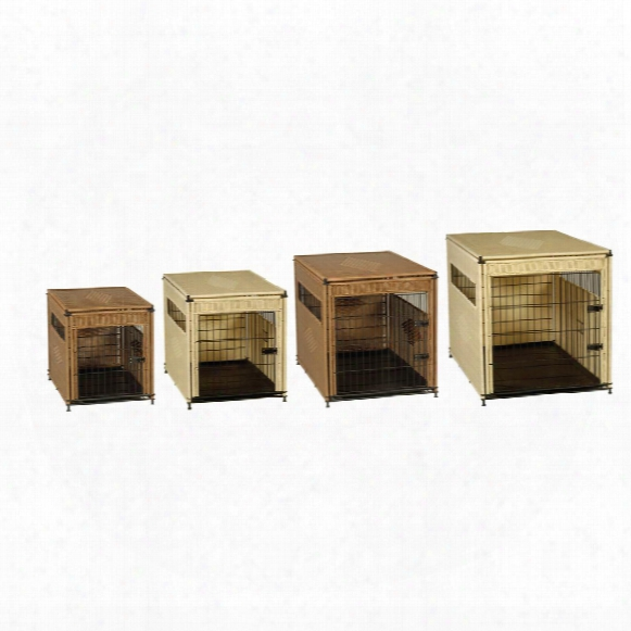 Mr. Herzher's® Large Wicker Pet Residence