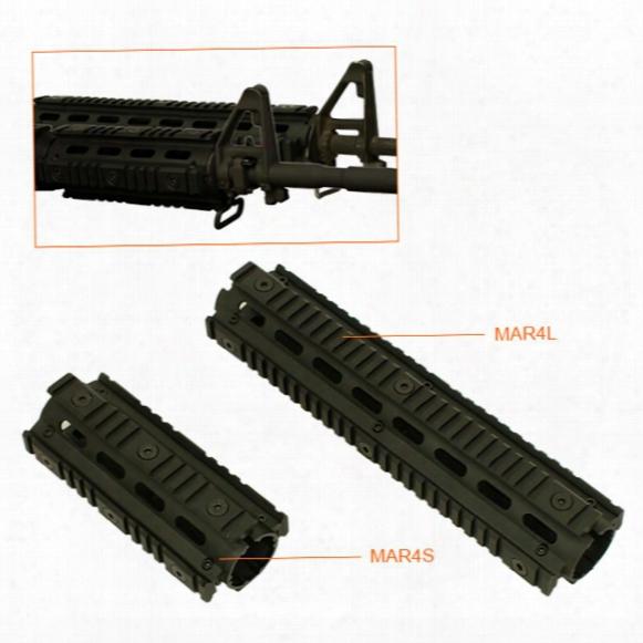 Ncstar® Ar15 Carbine - Length Quadrail Handguard