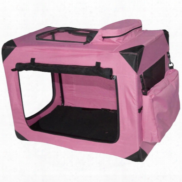 Pet Gear® Small Generation Ii Deluxe Portable Soft Crate