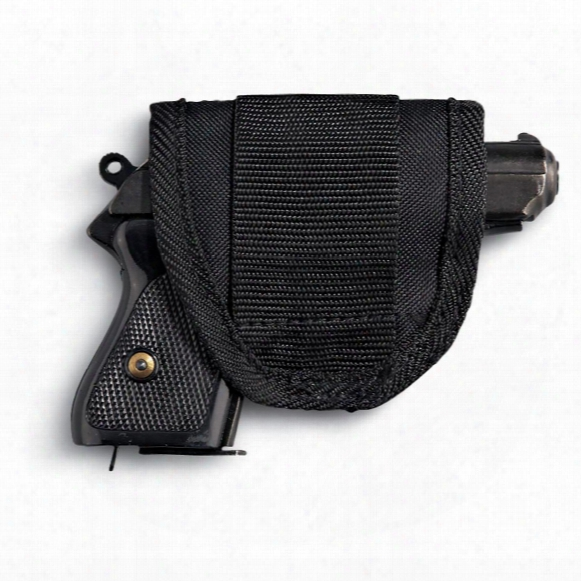 Pro-tech Outdoors Inside-the-pant Pistol Holster, Medium/small Frame Pistols And Autos, Ambidextrous