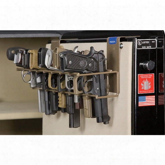 Rack 'em™ The Holster™ Pistol Rack