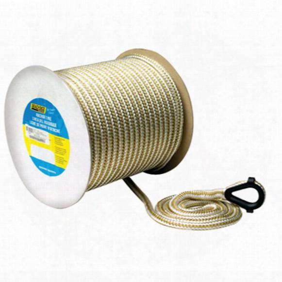 """Seachoice® Gold Double Braided Nylon Anchor Line, 1/2"""""""