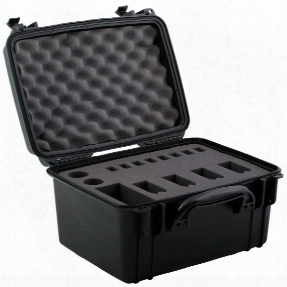Seahorse® Se-540 Quickdraw Waterproof 4-pistol Case