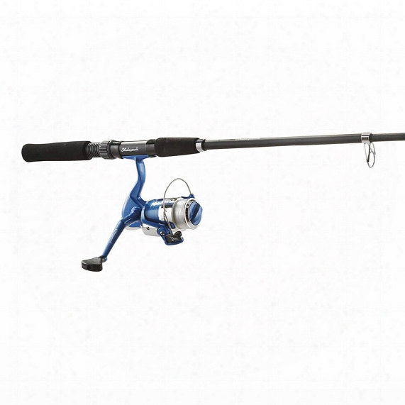 "Shakespeare Travel Mate 5'6 "" Telescoping Spinning Rod And Reel Combo"