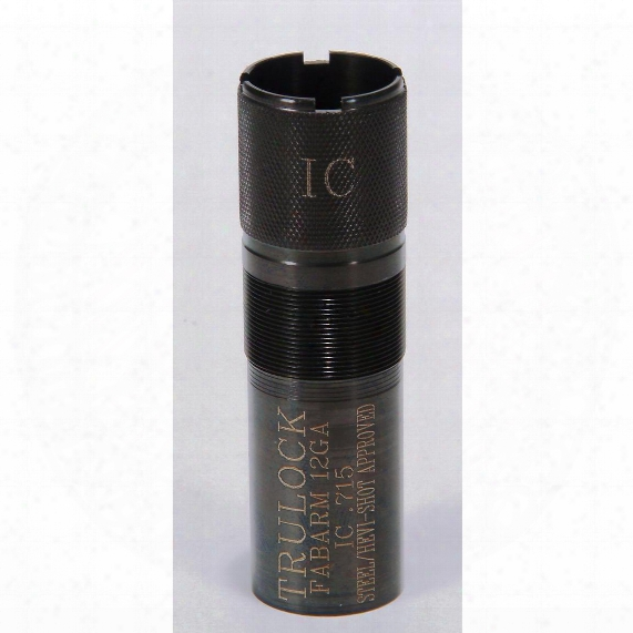 Trulock Fabarm Precision Hunter 12 - Gauge Choke Tube