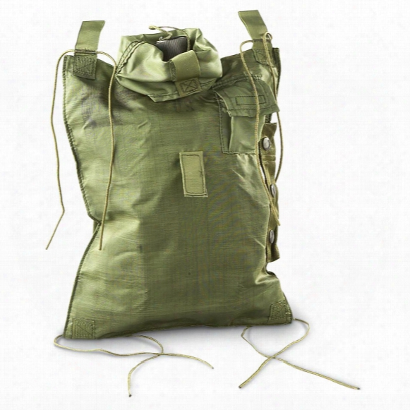 U.s. Military Surplus 5 Quart Collapsible Canteen, New