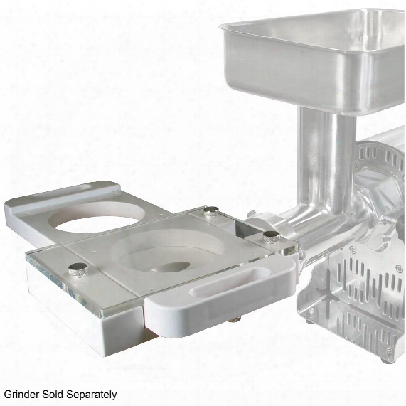 Weston Automatic Rapid Patty Maker With Attachment