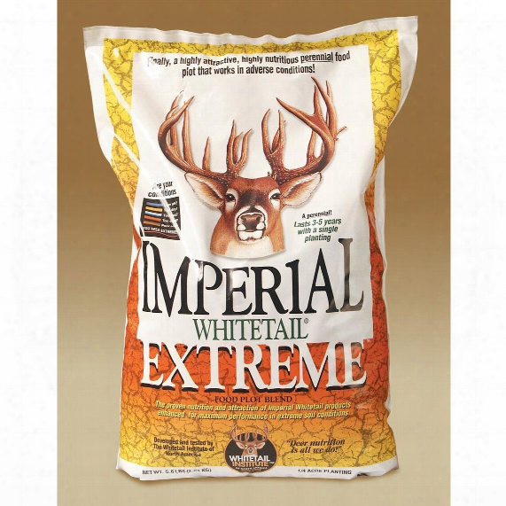 Whitetail Institute® Imperial Extreme, 23 Lb. Bag