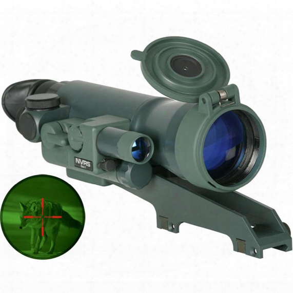 Yukon® Varmint Hunter™ 2.5x50 Riflescope