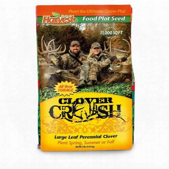 4-lb. Bag Of Evolved Habitats® Clover Crush