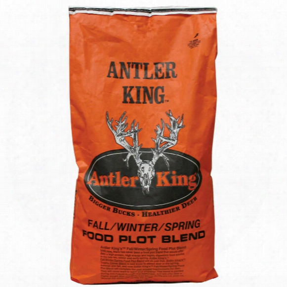 Antler King® Fall / Winter / Spring Food Plot Blend