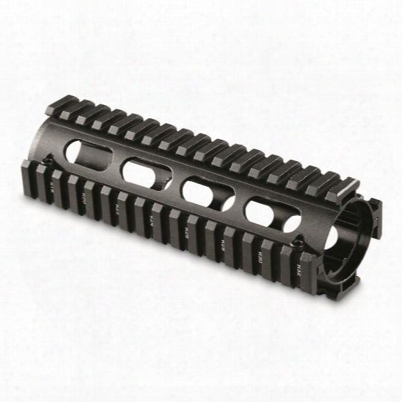 "Ar-15 6"" Carbine Quad Rail Accessory Mount"
